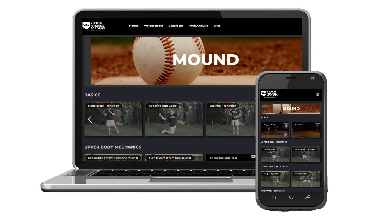 Baseball Pitching - Smart Devices